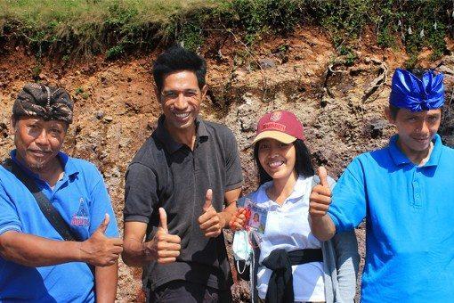 Jack's Bali Adventure Team